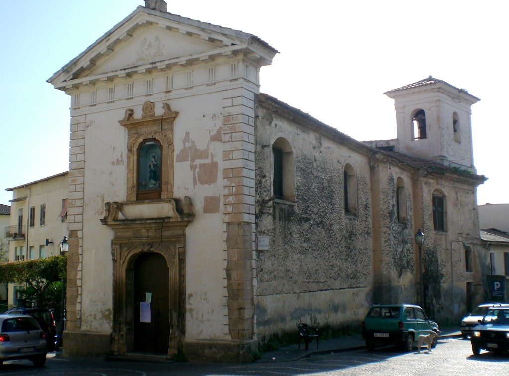 Lamezia_Terme_-_Chiesa_dell'Annunziata_(frontal)